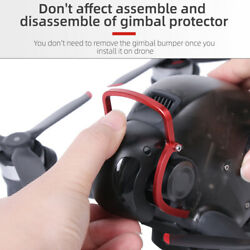Drone Gimbal Lens Bumper Top Camera Alloy Protective Bar Accessories For DJI FPV $12.38