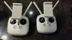 DJI Early Inspire and Phantom Drone Remote Controller White GL758A $250.00