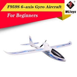 WLtoys F959S Sky king 3CH 6 axis Gyro RC RTF Airplane Aircraft Fixed Wing Plane $173.36