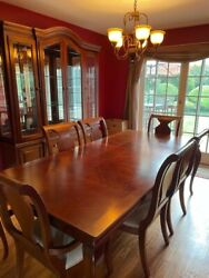 stanley dining room furniture Only The China the Table And Chair Not Included $400.00