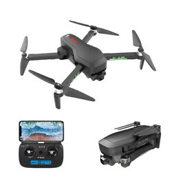 GPS RC Drone with Camera 4K 5G Wifi 2 axis Gimbal Brushless Quadcopter 1 Battery $124.29