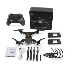 RC drone with Camera 720P Wide Angle Wifi FPV G sensor Quadcopter with 2 Battery $44.69
