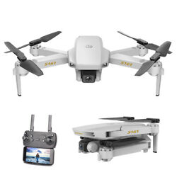Pro RC Drone with Camera 4K Altitude Hold Gesture Photo 3D Filp Track Flight $37.98