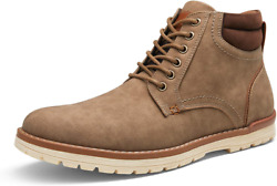 Vostey Men#x27;s Boots Hiking for Men Casual Mens Water Resistant... $76.99