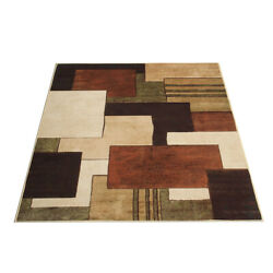 Area Rug Abstract Modern for Living Room Large Floor Carpet Rug Mat Easy Clean $54.54