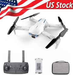 GoolRC Foldable Drone with WIFI FPV 4K Wide Angle Camera GPS Quadcopter Toy Gift $50.49
