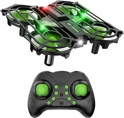 NH320 Plus Mini Drones for Kids RC Small Quadcopter Indoor Speed Adjustment $37.99
