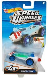 Hot Wheels Speed Winders POWER CRANK Rubber Band Powered Car NEW Sealed 2016 $7.90