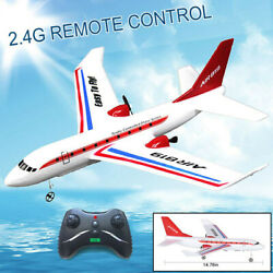 Ready To Fly RC Plane RTF Glider FX 819 2.4G RC Airplane For Kid Beginner T88 $51.88