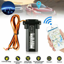 Car GPS GSM Tracker Real Time Tracking Device Locator Motorcycle Truck Vehicle $24.74