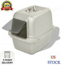Van Ness Covered Cat Litter Box Large Fast Shipping US $24.99