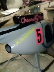 1979 Vintage Rc Helicopter $200.00