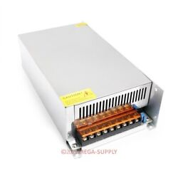 Regulated Power 1200W 60V 20A PSU For Industrial Automation LED Lighting Device $183.79