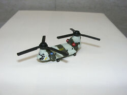 Micro Machines Military CH 47 Chinook Helicopter $10.00