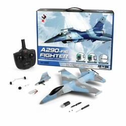 Wltoys XK A290 Foam RC Airplane F16 Fighter 3D 6G 4CH Aircraft Glider Plane Toys $65.99