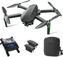 Drones with Camera for Adults 4K LARVENDER SG907 GPS Drone with 3 Axis Gimbal C $315.66
