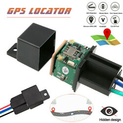 GPS Car Tracker Real Time Device Locator Remote Control Anti theft Hidden st $20.00