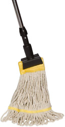 Tidy Tools Looped End Commercial String Mop with Extendable Handle