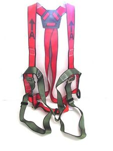 New Full Body Harness Fp701 3d Xl By North Safety