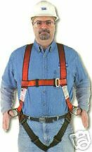 New Full Body Harness Fp700 3d Xl By North Safety