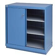 Lista Xshssd0900 Hs900 Shelf Cabinet With Sliding Doors