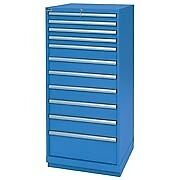 Lista Xssc1350 1103 Sc1350 11 Drawer Eye Level Height Storage Cabinet Standard D