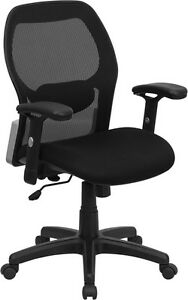 Great Value Mesh Executive Computer Office Desk Chair