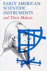 Early American Scientific Instruments Book Going Out Of Business Sale