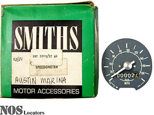 Austin Marina Gt 1973 75 Nos Smiths Speedometer New Deeply Discounted