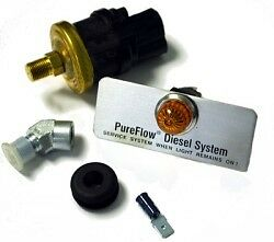 Airdog Fuel Indicator Light Dodge Ford Chevy Diesel