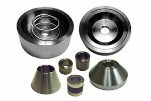 Brake Lathe 1 Adapter Set Hubless Rotors Drums For Ammco Any 1 Arbor