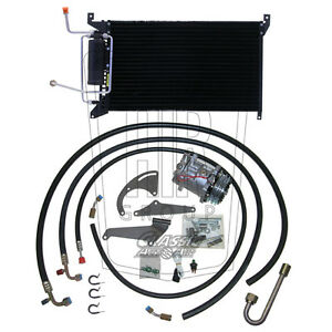 67 72 Chevy Gmc Truck Small Block V8 Air Conditioning Upgrade Kit A C Ac Stage 2