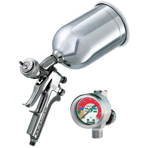 Devilbiss Gfg 670 Plus High Efficiency Spray Gun Kit With Free Shipping