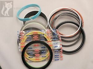 Whole Machine Kit For John Deere 490d Excavator Includes All Wear Rings