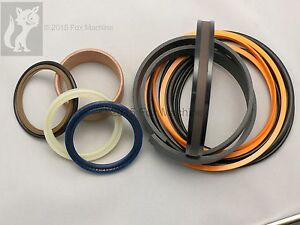 Hydraulic Seal Kit For John Deere 310d Hoe Stabilizer Up To Ser 817458
