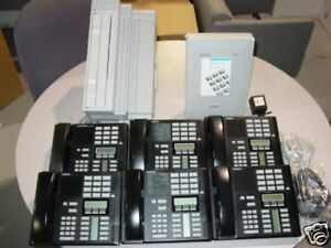 Nortel Norstar Voice Mail Used Telephone Phone System