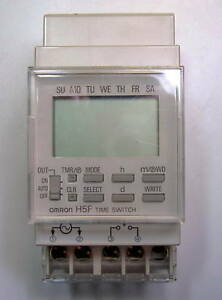 Omron H5f kb Digital Daily 24hr Time Switch Control
