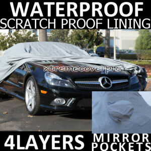 2005 2006 2007 Porsche 987 Boxster Waterproof Car Cover