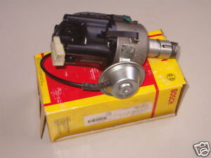 Vw Air Cooled Electronic Ignition Distributor W out Points Oem Bosch Nos