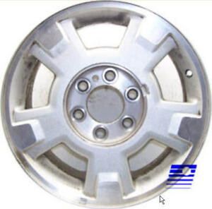 17 Ford F 150 Factory Aluminum Wheel 09 10