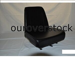 Forklift Seat Universal Vinyl New Cheap Freight