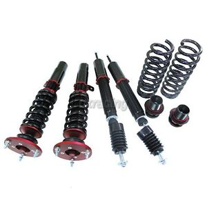 Cxracing 32 Step Damper Coilovers Suspension Kit For 06 13 Bmw E90 Height Adjust