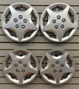 New 2000 2005 Chevy Cavalier 14 Hubcap Wheelcover Set