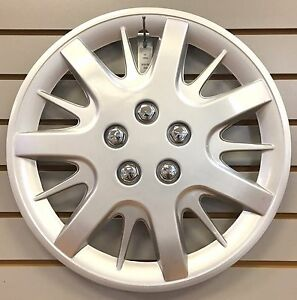 New Chevy Monte Carlo Impala 16 Wheelcover Hubcap Silver