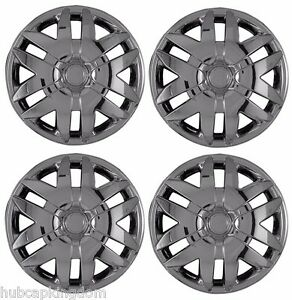 New 2004 2009 Toyota Sienna 16 Hubcap Wheelcover Chrome Set Of 4