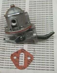 Fuel Pump White Oliver Tractor 2 85 2 105 1850 Perkins