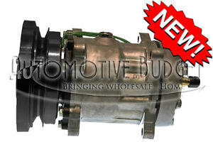 A c Compressor W clutch For Sanden 4468 4604 4656 8107 New