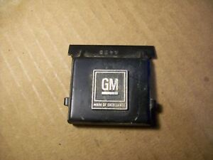Release Button Deluxe Seat Belt Gm Chevy Olds Buick