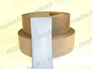 1 Roll Silver Reflective Tape 50 Yards Sew On Fabric 1