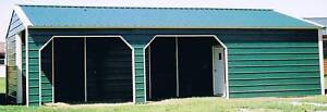 20x36 Steel Stable Garage Storage Building Free Installation Nationwide